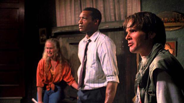 La Noche De Los Muertos Vivientes 1990 Película Play Cine