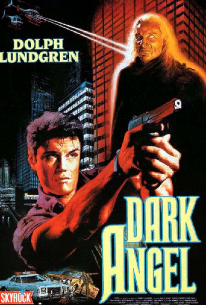 Dark Angel ángel De La Muerte 1990 Película Play Cine