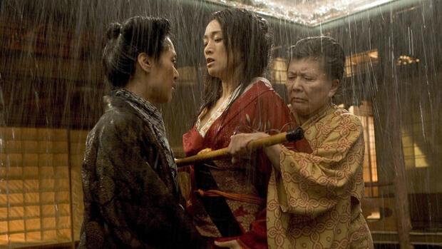 Resultado de imagen para Memorias de una Geisha (2005)
