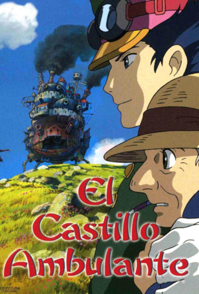 El Castillo Ambulante (2004) Película - PLAY Cine