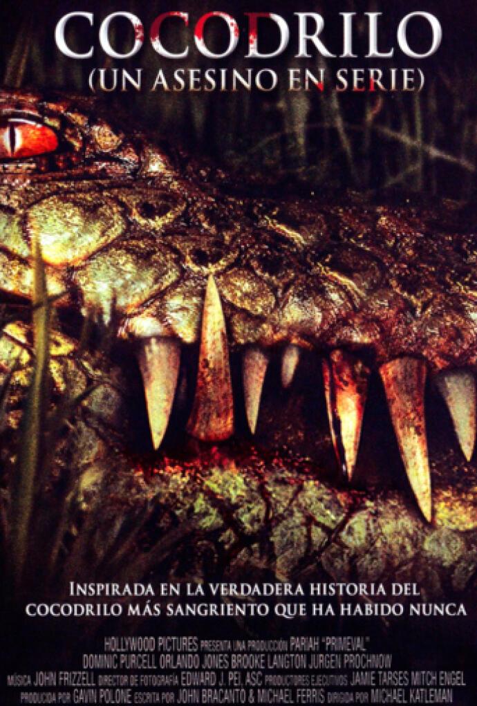 Cocodrilo Un Asesino En Serie 2007 Película Play Cine