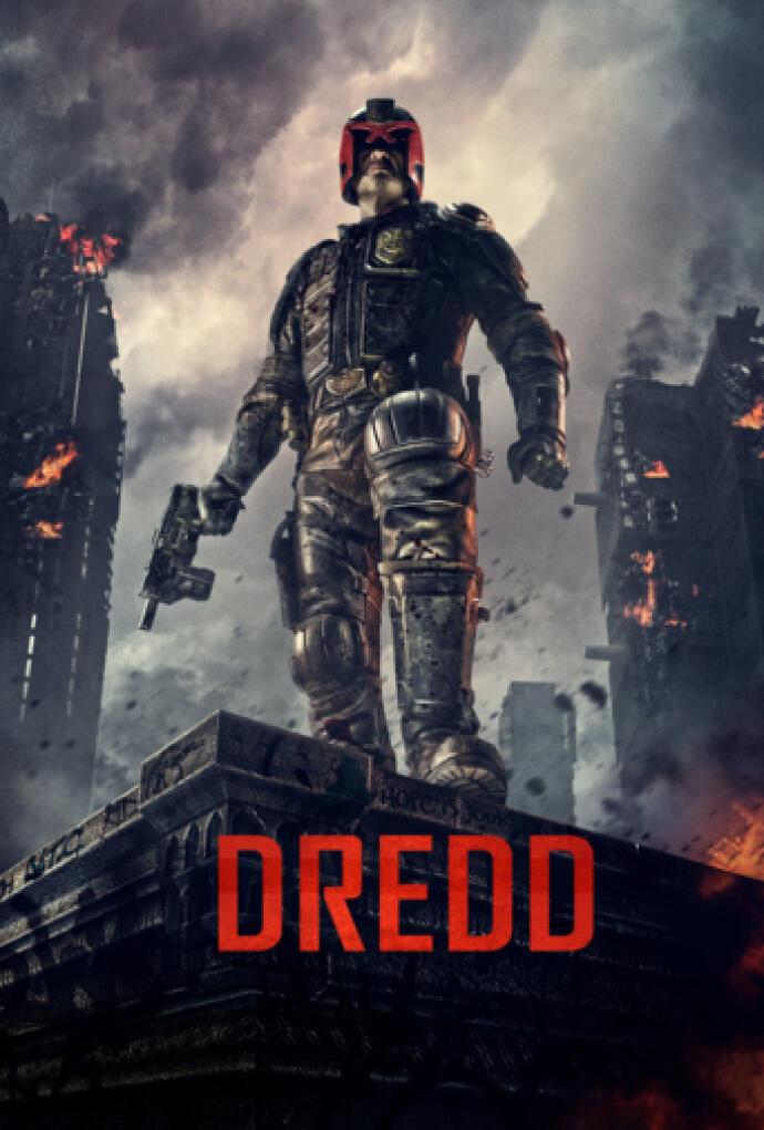 Dredd 2012 Película Play Cine