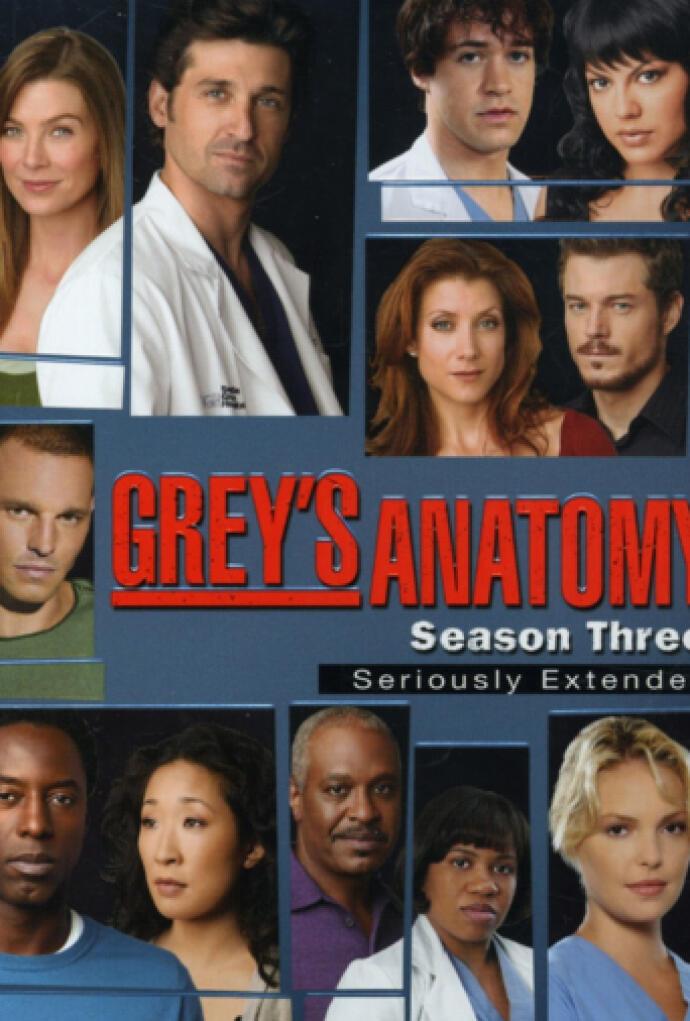 Anatomía de Grey 3x04 - Capítulo 4 Temporada 3 - PLAY Series
