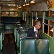 El «autobús de Rosa Parks», todo un símbolo