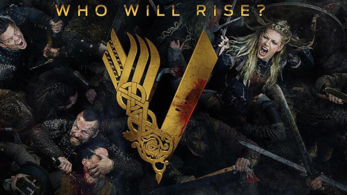 Vikingos 5x17 Capítulo 17 Temporada 5 Play Series