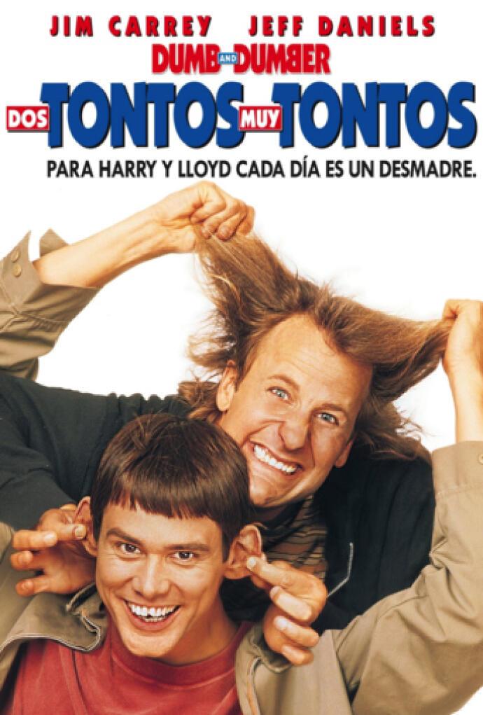 Resultado de imagen para Dos Tontos Muy Tontos [1994]