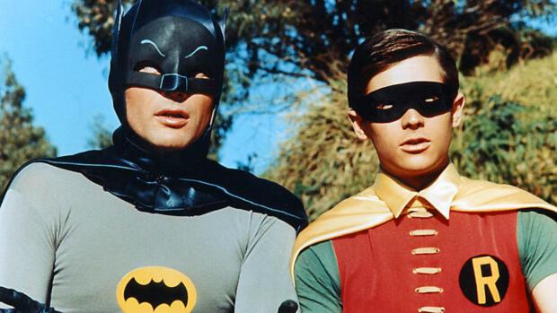 Batman y Robin (1966)