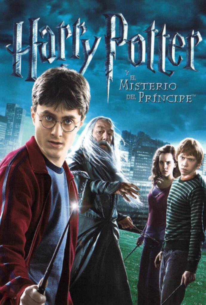 Harry Potter Y El Misterio Del Príncipe 2009 Película Play Cine