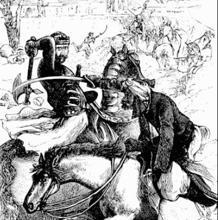 Batalla de Poitiers (732).