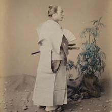 Instantánea de un samurái
