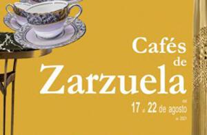 Cafés de zarzuela Madrid tickets