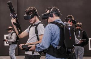 Entradas Virtual Arena Games Madrid