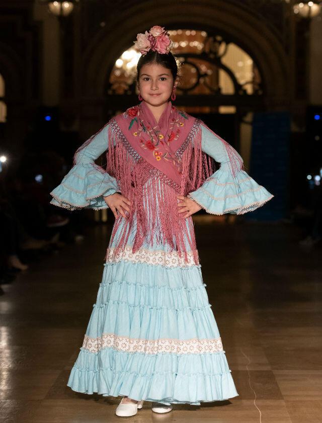 Tendencias En Trajes De Flamenca Para Niñas En 2020 Bulevar Sur