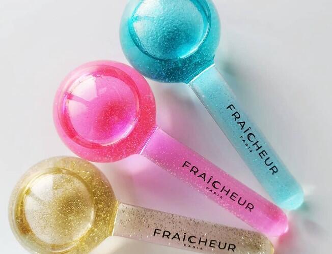 Globos helados de Fraicheur