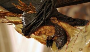 Veneración al Cristo del Calvario