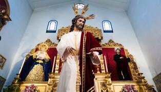 San Gonzalo: Veneración al Señor en su Soberano Poder